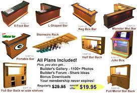 free home bar plans home bar plans the most popular home bar plans design bar