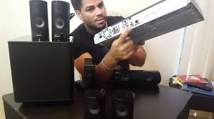 1000w home theater system samsung ht j5500w 5 1 home theater review youtube