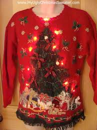 tacky christmas sweater of the week dubvlive com morgantown