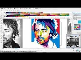 video tutorial wpap how to make pop art thow yorke part ii tutorial wpap tutorial