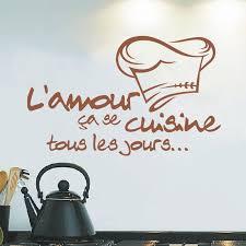 stickers de cuisine 2016 reomvable cuisine autocollants français vinyle stickers muraux
