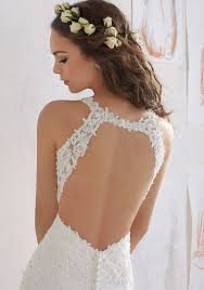 wedding dress colors the 25 best open back wedding dress ideas on backless