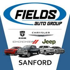 jeep dodge chrysler ram fields chrysler jeep dodge sanford youtube