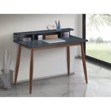 Espresso Office Desk Roskilde Grey Blue Espresso Wood Storage Office Desk Free