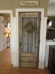 Kitchen Interior Doors Replace Interior Doors With An Door Diy Pinterest