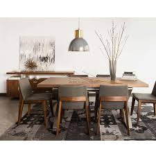 cabello extension dining table by moe u0027s home