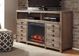 Fireplaces Tv Stands by Keeblen Fireplace Tv Stand Lexington Overstock Warehouse