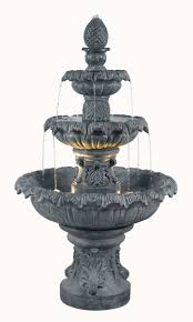 outdoor stone water flow fountain home decor view water flow fountain
