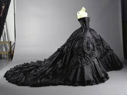 black dresses wedding black wedding dress 1 fantastical wedding stylings