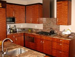 Stainless Steel Handles For Kitchen Cabinets by Exciting European Kitchen Cabinets Featuring Red Color Wooden