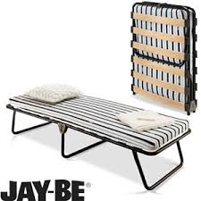 Jaybe Folding Bed Buy Be Evo Folding Guest Bed At Home Bargains