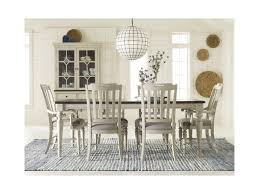 Legacy Classic Dining Room Set Legacy Classic Brookhaven Rectangular Table With Turned Legs