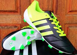 Sepatu Bola Grade Ori adidas ace 15 hitam hijau grade ori nrd sport