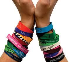 rubber wrist bracelet images Custom rubber wristbands and bracelets jpg
