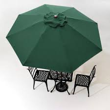 Outdoor Canopy For Patio by Amazon Com 10 U0027 Umbrella Replacement Cover Top 8 Rib Deck Outdoor