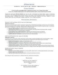 exles of a summary on a resume resume summary exles science fungram co