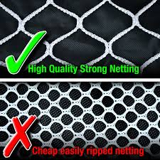 amazon com links choice pro size golf driving net with 24 golf