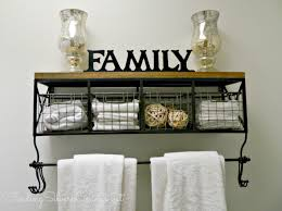 Decorative Wall Shelves For Bathroom Bathroom Shelves Bathroom Storage Stunning Three Rattan Towel