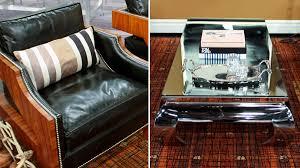 Cigar Lounge Chairs Create A Basement Cigar Lounge Steven And Chris