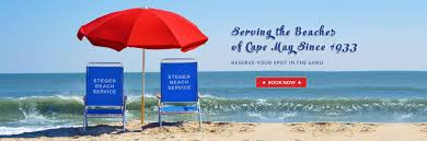 steger beach services cape may beach rentals