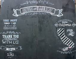 photo booth background chalkboard photo booth background for a wedding this backdrop was