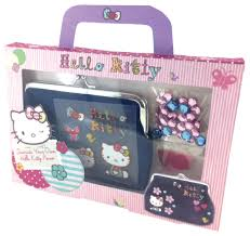 hello kitty toys find the cheapest hello kitty toys here at www hello kitty decorate your own purse