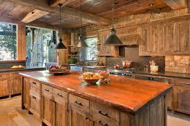 rustic kitchen design ideas elegant modern rustic kitchen design
