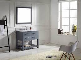 Single Bathroom Vanity Set Furniture Elegant Zola 36
