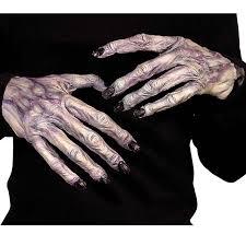 skeleton bones halloween skeleton ghostly bones hands grim reaper halloween fancy dress 3d