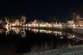 theme park open featuring festival of lights edaville