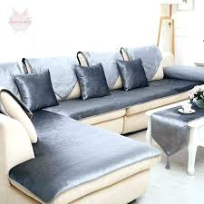 can you put a slipcover on a reclining sofa excellent covers for couches sofa cover reclining black slipcovers