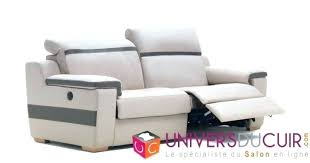 canape cuir relaxation canape relax manuel canape relax cuir 2 places canapa sofa divan