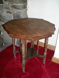 antique spindle leg side table victorian side table with spindle legs genuine antique in