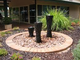 backyard water feature diy backyard design ideas