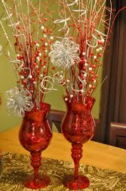 Holiday Table Decorations by Christmas Table Decoration Glitter Christmas Pinterest