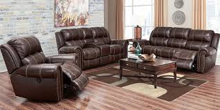 Leather Living Room Furniture Sets Sale by Awesome Leather Living Room Furniture Brown Leather Sofa Elegant