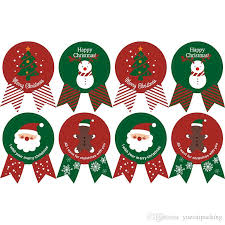 christmas stickers christmas sticker custom adhesive sticker labels paper