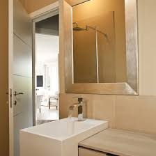 contemporary bathroom mirrors bathroom mirrors contemporary decor wonderland aris modern bathroom