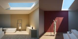 lights that mimic sunlight coelux light diffusing technology fills dull windowless rooms with