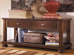 cross island sofa table living room elegant ashley furniture sofa table ashley furniture