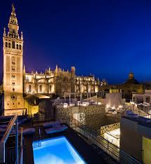 eme catredal hotel seville spain an exclusive and very