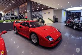 fastest ferrari 3 ferrari f40 for sale on jamesedition