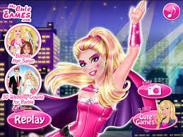 barbie tattoo quiz games super barbie sparkling makeup girl games