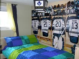 hockey bedrooms hockey room decor ideas for boys entrancing software plans free a