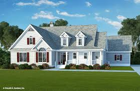 Detached Garage Pictures by Home Plans With Detached Garages From Don Gardner