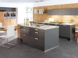 cuisine gris et meuble cuisine gris decoration cuisine bleu et collection et