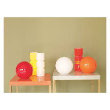 Yellow Table Lamp Fitz Yellow Glass Table Lamp Buy Now At Habitat Uk Home Lighting