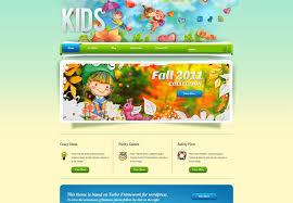 20 kid u0027s wordpress themes webdesigner depot