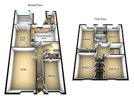 modern house floor plans contemporary at plan home design free