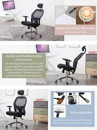 amazon com wahson mesh office chair with high back flip up arms